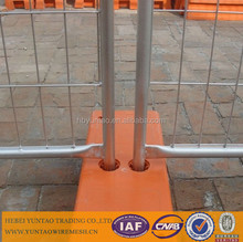 Low price new products temporary mobile fence for sale