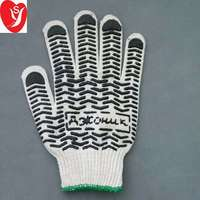 [Gold Supplier] HOT ! Wholesale Pvc Led Work Gloves