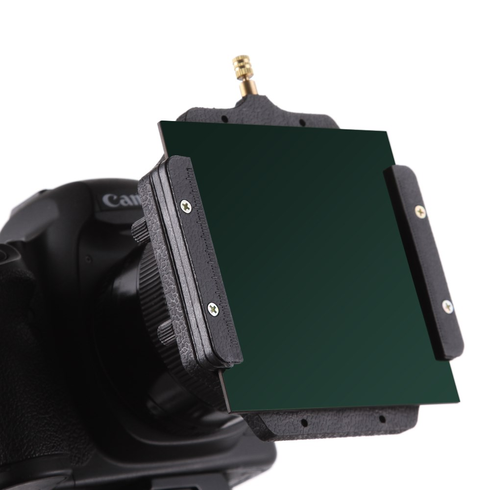 "Pro 4x4"" Square Optical Glass ND Filter Neutral Density ND1000 for Lee Cokin Z series"