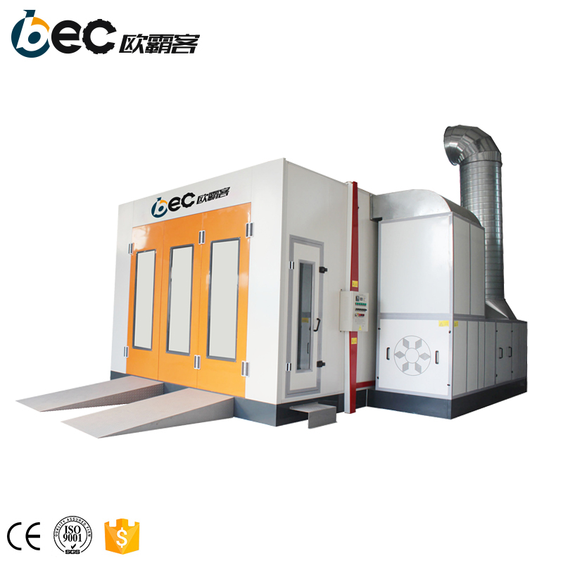OBC-DS4 Best Selling Auto Spray Booth Painting Oven for Car Workshop Equipment