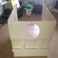 ABS large plastic enclosure for machine made by thermoforming
