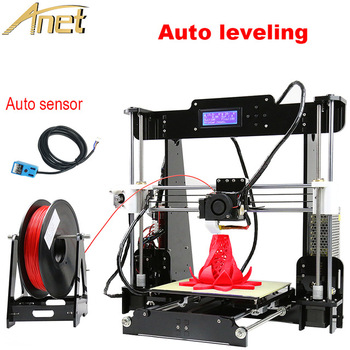 China Factory RepRap Prusa i3 Desktop FDM 3D Printer with Auto Leveling