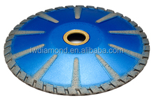 5 6 7 Inch Concave Diamond Saw Blade for Granite and Marble