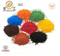 industry pigment for building use brick machine parint red color green color