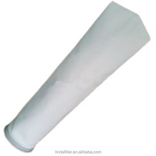 5 Micron / Size 2 Polyester Liquid Filter Bag For Water Treatment
