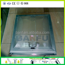 304 Stainless steel electric top hung window, motorized window, remote control window,