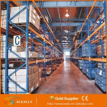Logistic equipment metal racking for warehouse heavy scrap metal for sale