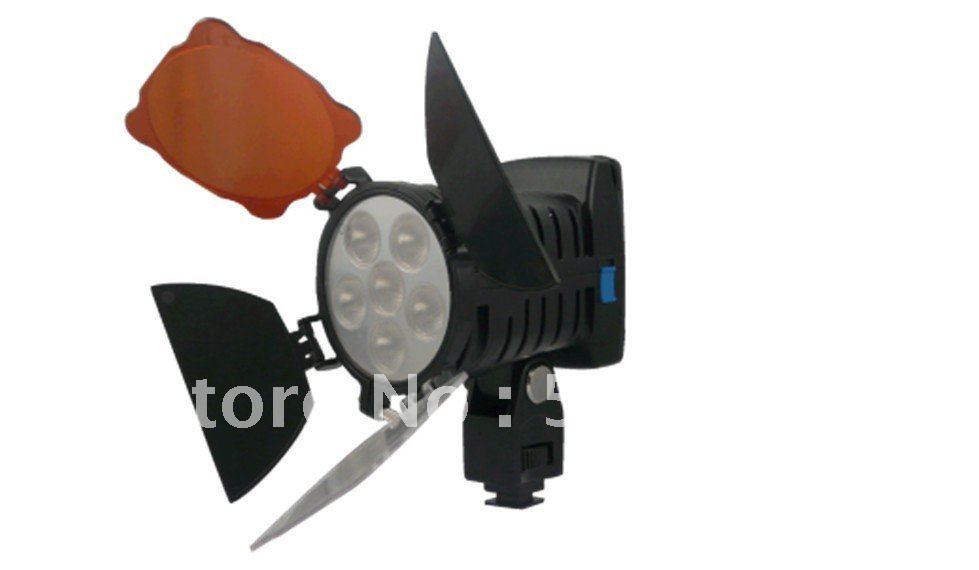 camcorder LED-5010 video light