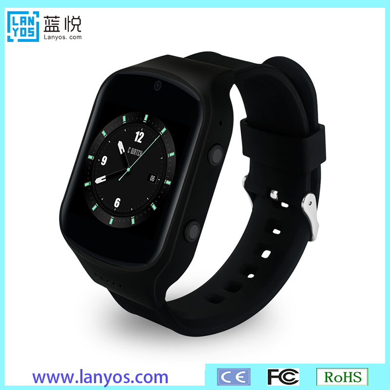 Wifi 3G internet watch phone video calling wrist watch tv mobile phone