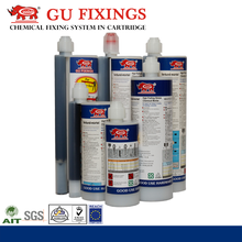 High performance part vinyl bsed anchoring glue marble flooring two component epoxy structural adhesive
