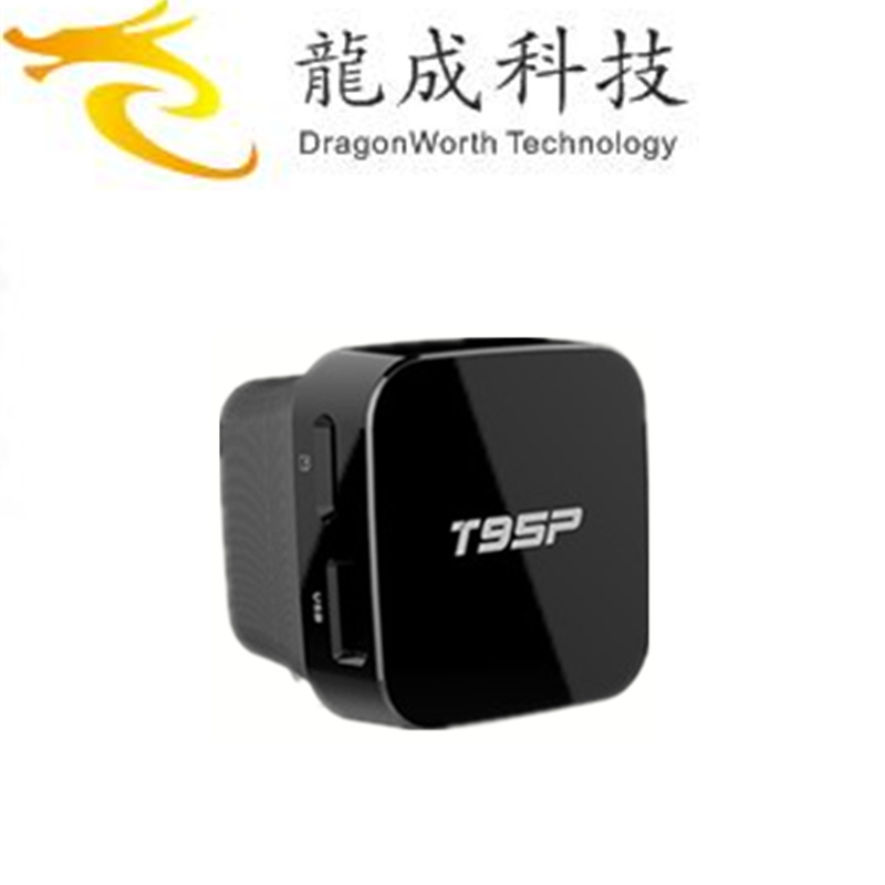 2017 Dragonworth T95P S905X 2g 8g dongle android With Long-term Service KODI TV BOX