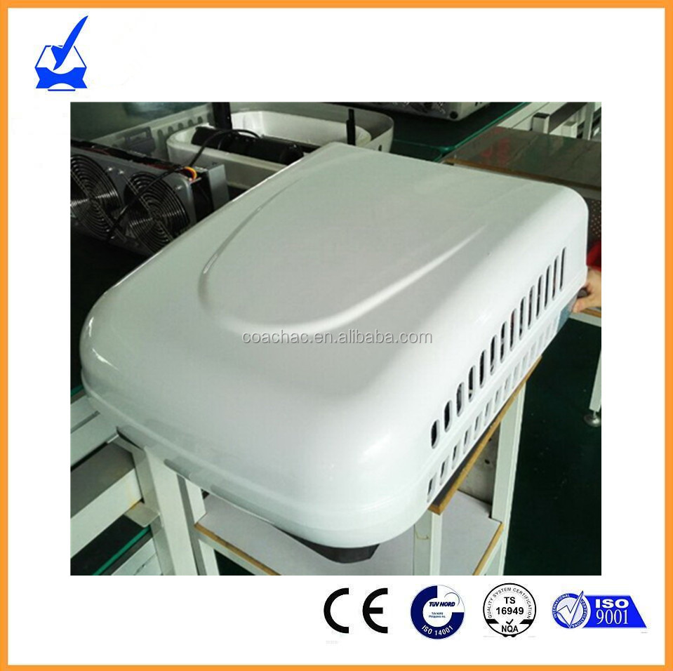 Roof mounted mini air conditioner/air conditioning for cars 12v
