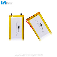 Competitive price 503759 3.7V 1200mAh lp battery for toys