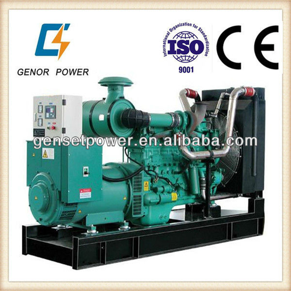 Top Quality ! 50hz 480V Heavy Duty Diesel Generator 250 kva with cummins engine
