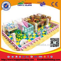 2016 High Quality Indoor Playground Equipment