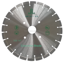 High performance trial price 14inch diamond saw blade for concrete