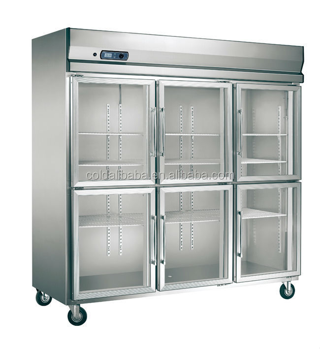 Refrigerator/stainless steel industrial kitchen Fridge/refrigeration equipment