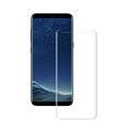 Transparent 3D Full Cover Tempered Glass Screen Protector For Galaxy S8