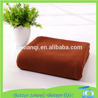 double-sided 100 polyester microfiber towel,dry hair polyester/polyamide microfiber towel,dryer for towels