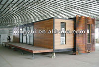 Prefabricated Container House / Mobile Modular Container Housing Unit