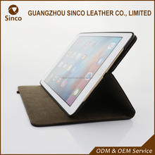 shockproof flip leather case tablet cover for tablets pc