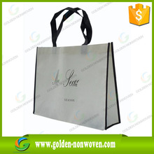 Stable Quality Print Pp Non woven Bag Min. Order: 10000 Pieces/polypropylene nonwoven shopping grocery bag/laminated tote pp bag