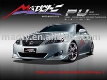 PU body kits for LEXUS-06-07-IS250, IS300, IS350-Style T