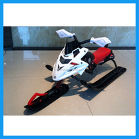 Kids Winter Snowmobile Snow Scooter For Fun