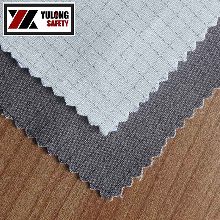 Alibaba Best Selling Fire Retardant Carbon Fiber Cloth For Surgical Gown