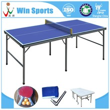 sports craft suitcase tennis tables for kids