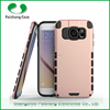 Guangzhou supplier cheap price heavy duty custom cell phone case for Samsung galaxy S7 edge