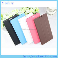For Lenovo Tab 3 7 inch Tablet PC case Customized Luxury PU Leather Back Skin Cover with retail package