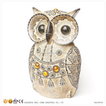 Resin Owl Souvenir Animal Shape Piggy Banks