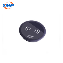 2017 hot selling product embedded wireless charger for furniture office table wireless charger