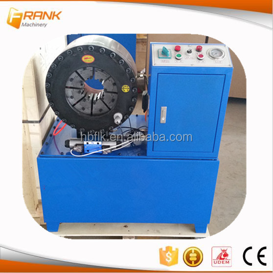 2017 new products Auto quality AC Hose Crimping equipment in China market