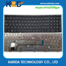 Genuine laptop keyboard for HP probook 4540 4540S 4545 4545S 4740 4740S notebook keyboard russian