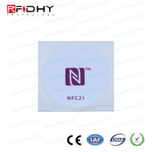 Cheap RFID NFC mobilephone sticker label,RFID NFC payment sticker/