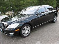 Armored S600 Mercedes Benz