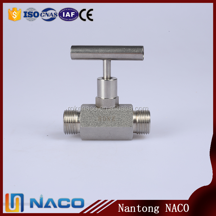 Brass Material Lpg Needle Gas Cylinder Valve