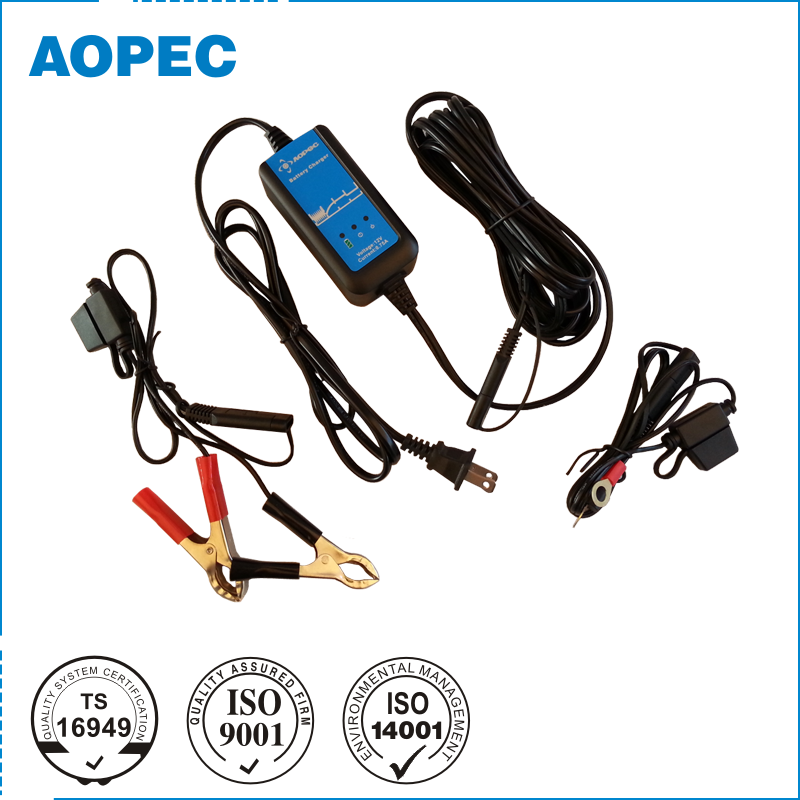 Smart 12v battery charger, car battery charger for car factory, car battery charger