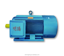 High Performance PMSM 380V/660V 3 - phase permanent magnet ac synchronous motor ISO certification