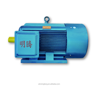 High Performance PMSM 380V/660V permanent magnet ac synchronous motor with ISO certification