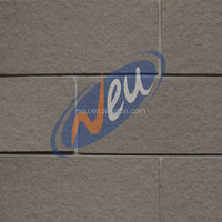 Artificial faux brick, polyurethane faux stone wall cladding,MAC cosmetic decoration
