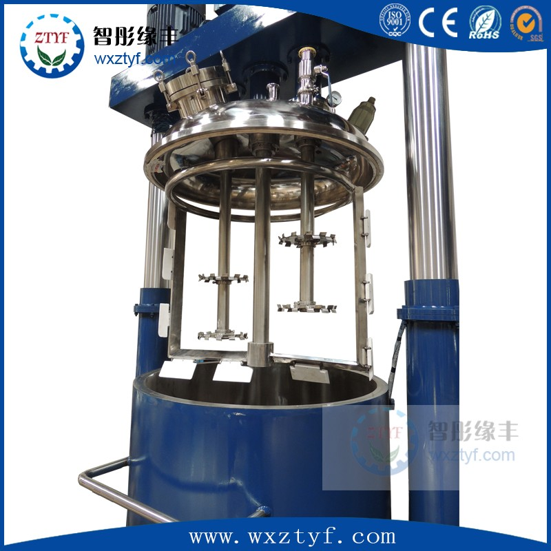 promotional planetary mixer for ink, paint, adhesives, sealants, hydraulic pressing,filling plastic ointment, paste materials
