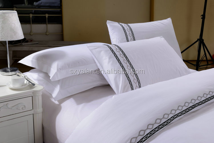 Five ster hotel 100%cotton polycotton duvet cover