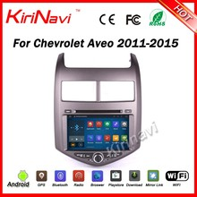 Kirinavi WC-CA8061 android 5.1 car multimedia for chevrolet aveo 2011 - 2016 car radio navigation system car audio gps wifi 3g