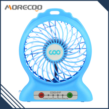 high quality portable custom printed folding hand fan mini electric hand fan