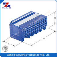 3TKD22FW 22pin waterproof male female electrical wire connector Manufacturer in Wenzhou