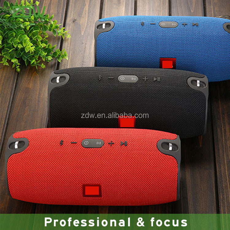 2017 smart speaker sport outdoor stereo music waterproof portable speaker heavy bass Xtreme bluetooth speaker