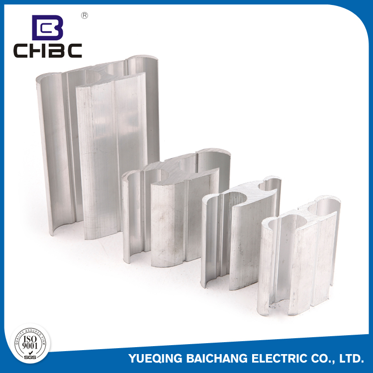 CHBC Standard China Wholesale H Type Aluminium Cable Parallel Groove Clamps